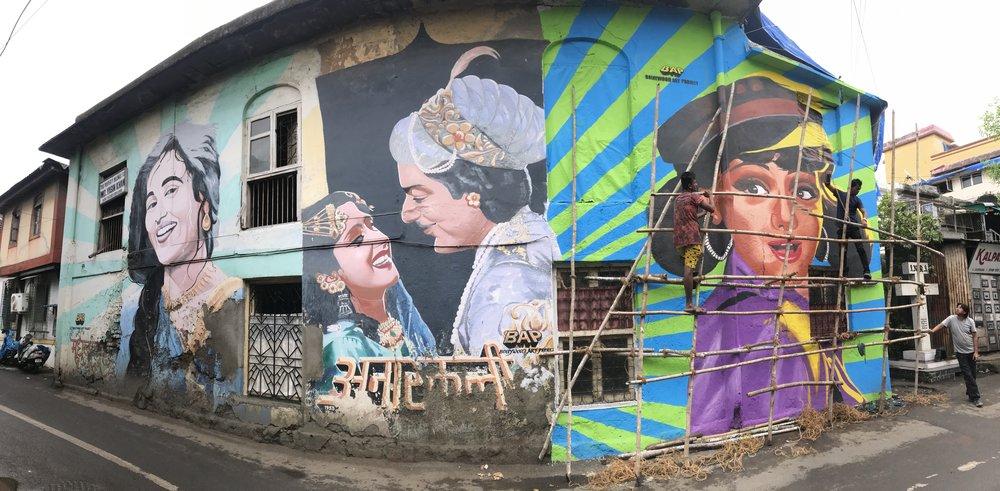 Image courtesy: Bollywood Art Project