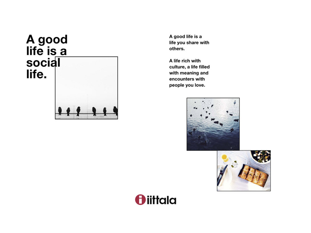IITTALA - Strategy & Purpose