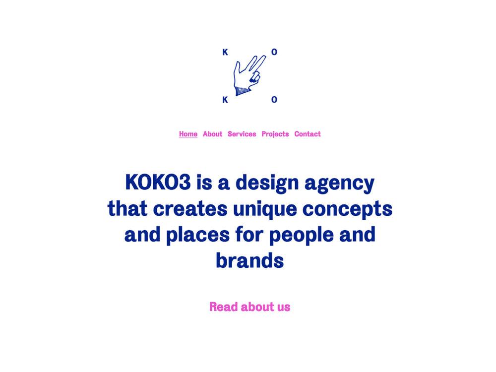 KOKO3 - Strategy