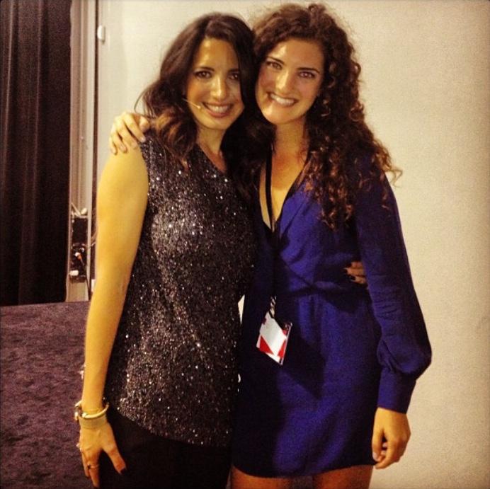 Jessica Scheer and Marie Forleo at RHHLive