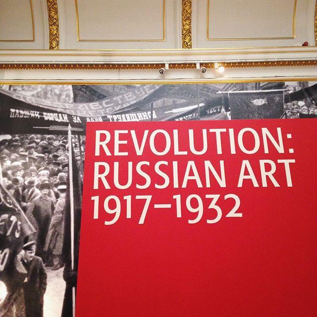 #revolutionrussianart #revolution #russianart #russia #red #100years #RA #royalacademy #london