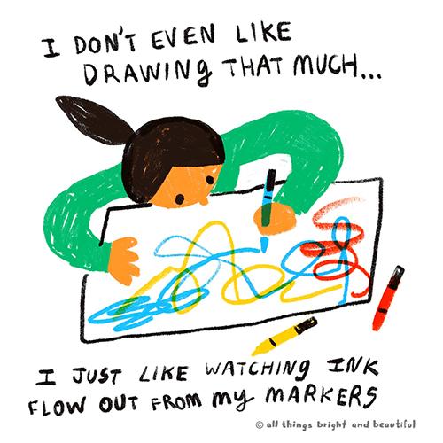 Life as an illustrator