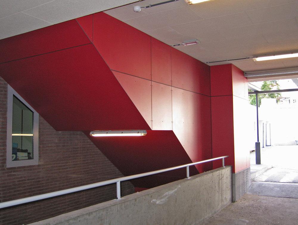 Sint-Lievenscollege Amerikalei - Antwerpen