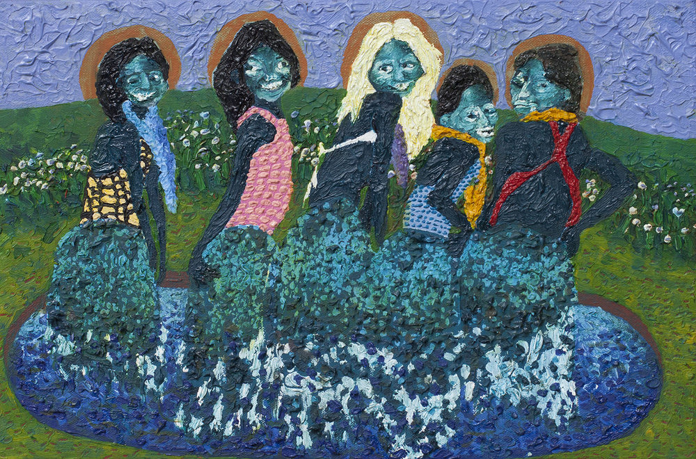 Girls of Eden (2), 2014, Oil on Canvas, 24x35cm, R4,500_1500.jpg