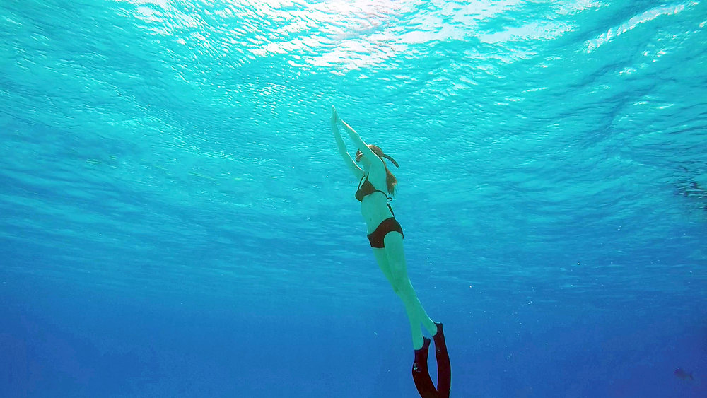 Julia freediving