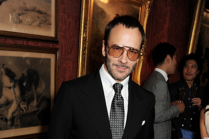 TOM FORD Mens Grooming Collection Launch