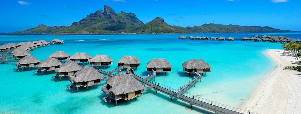 Fours Seasons Hotel Bora Bora, French Polynesia