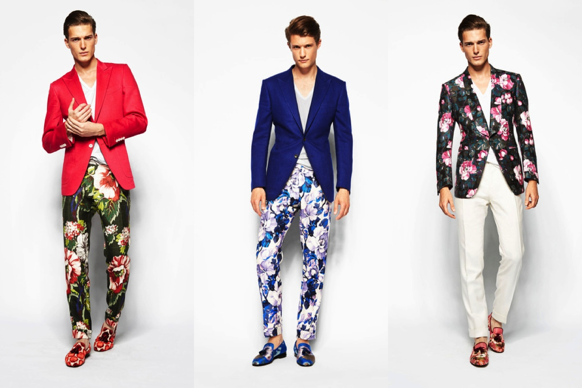 Tom Ford Spring Summer 2014 menswear