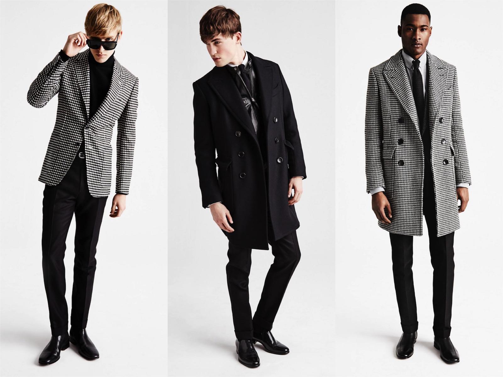 Tom Ford Menswear Fall Winter 2015
