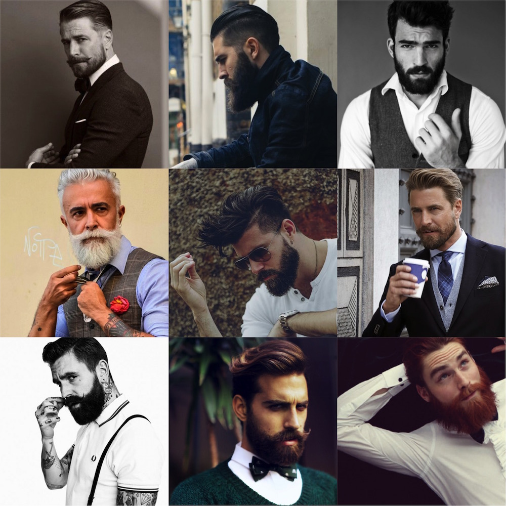 beard men grooming lustin style