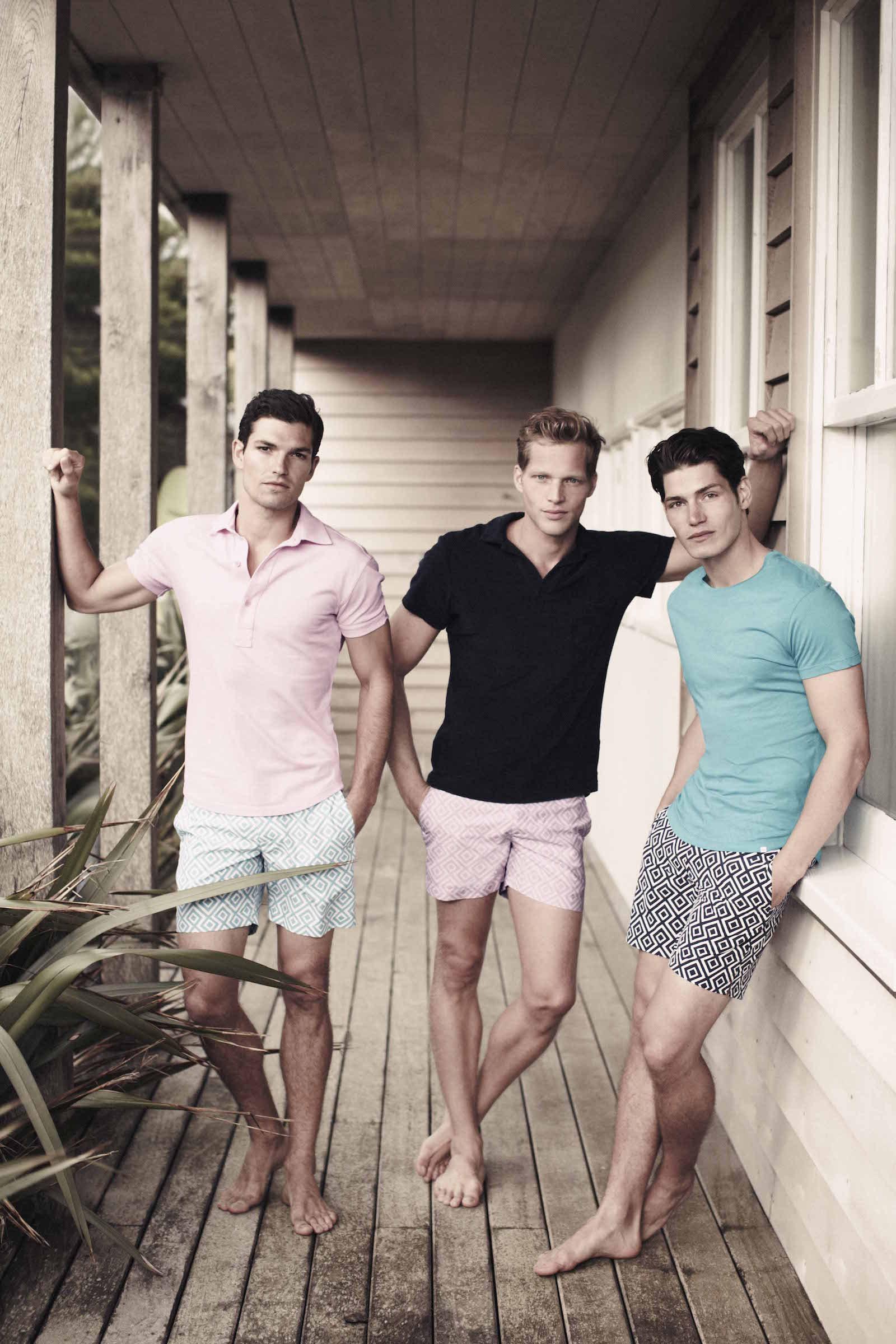 Orlebar Brown shorts Lustin Style