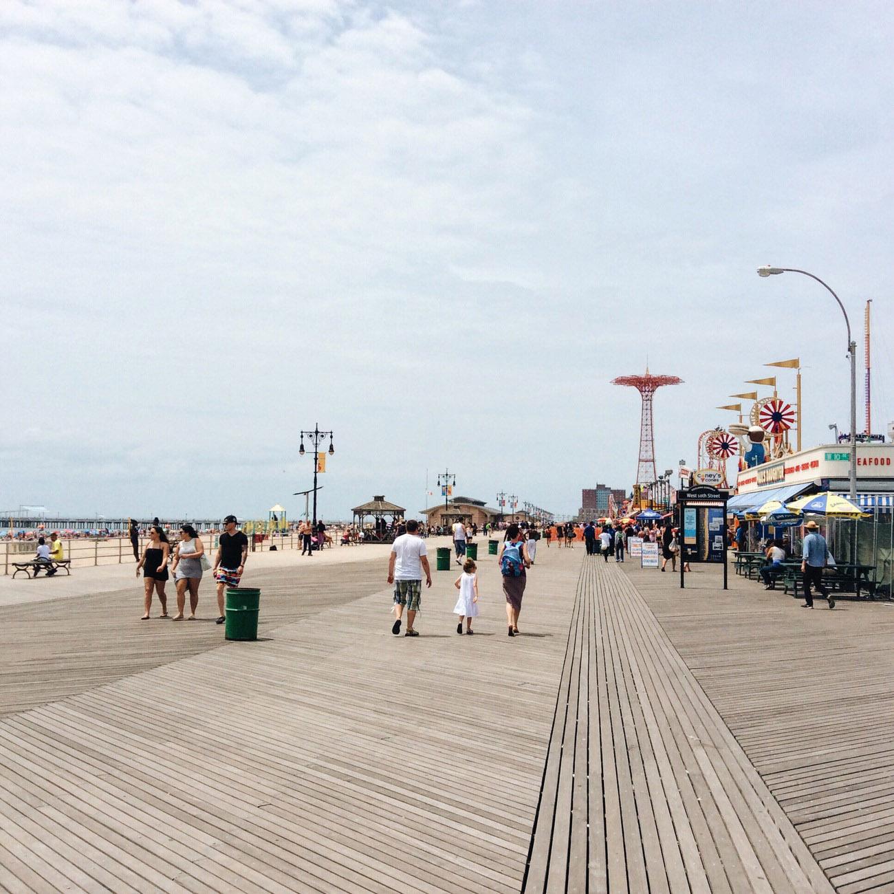 Brighton Beach, NYC