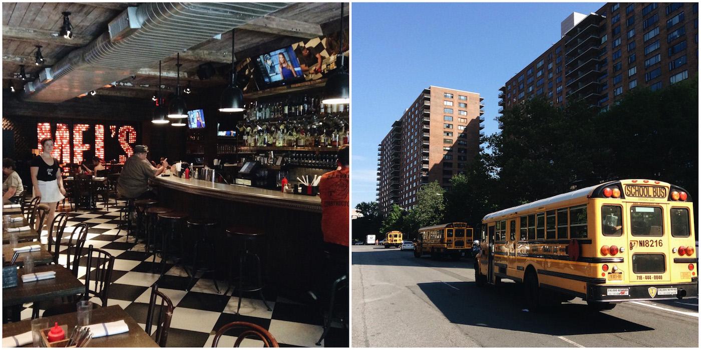 Burger bar, Upper West Side, NYC | Upper West Side, NYC