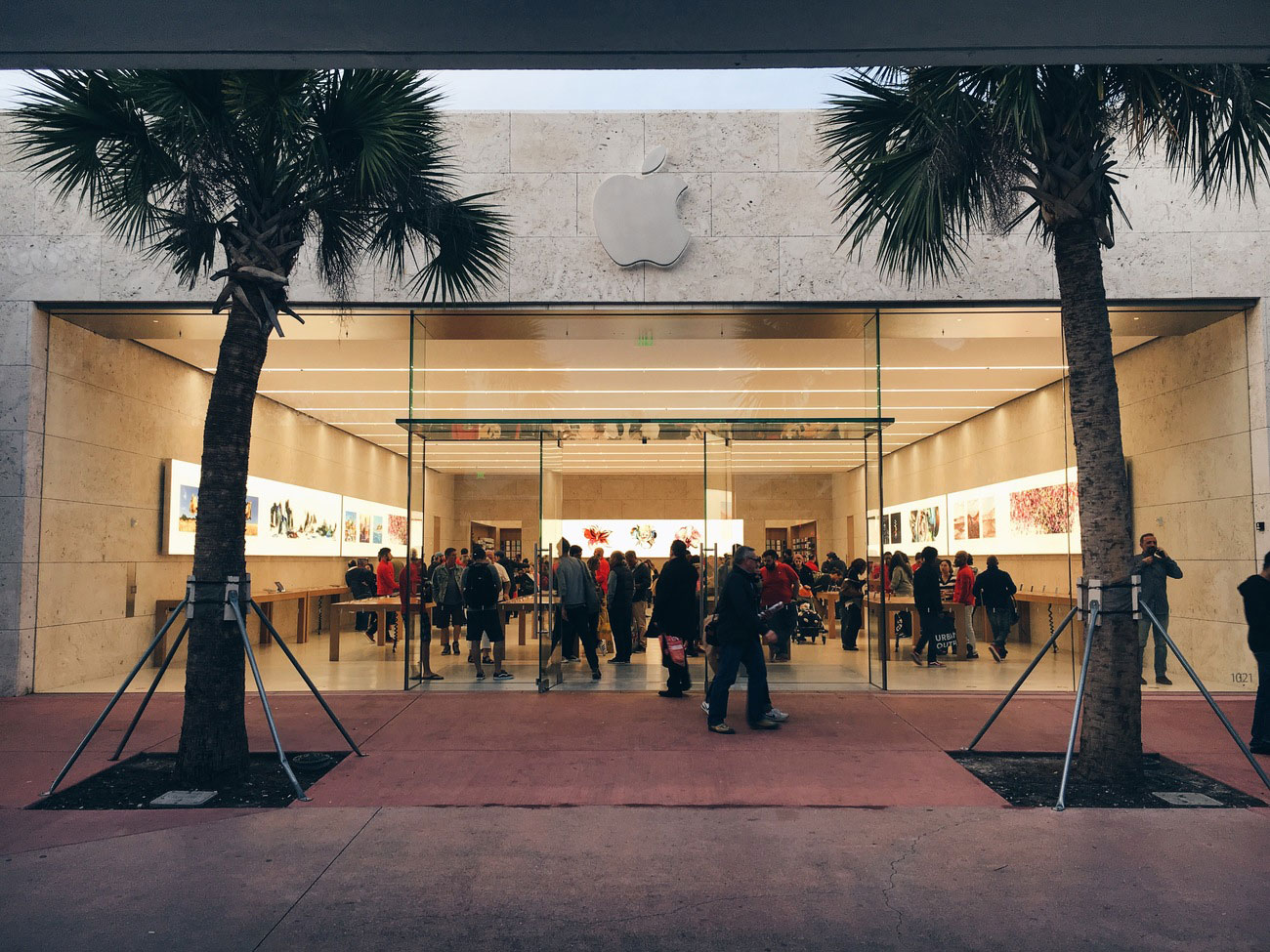 Apple store, Miami