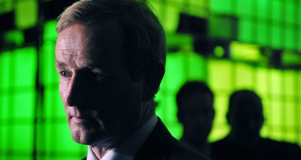 That the documentary was broadcast at all proved its own theme: the constant underestimation of Enda Kenny. Photograph: Aidan Crawley/Bloomberg