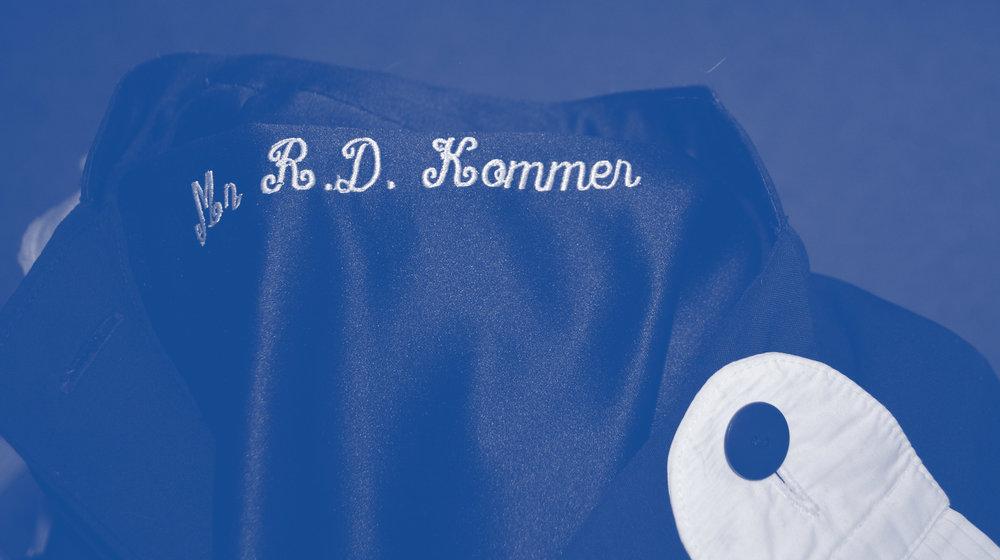 Mr Kommer