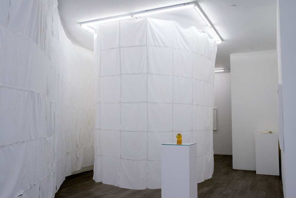 Feed  (2014), installation view at envoy enterprises