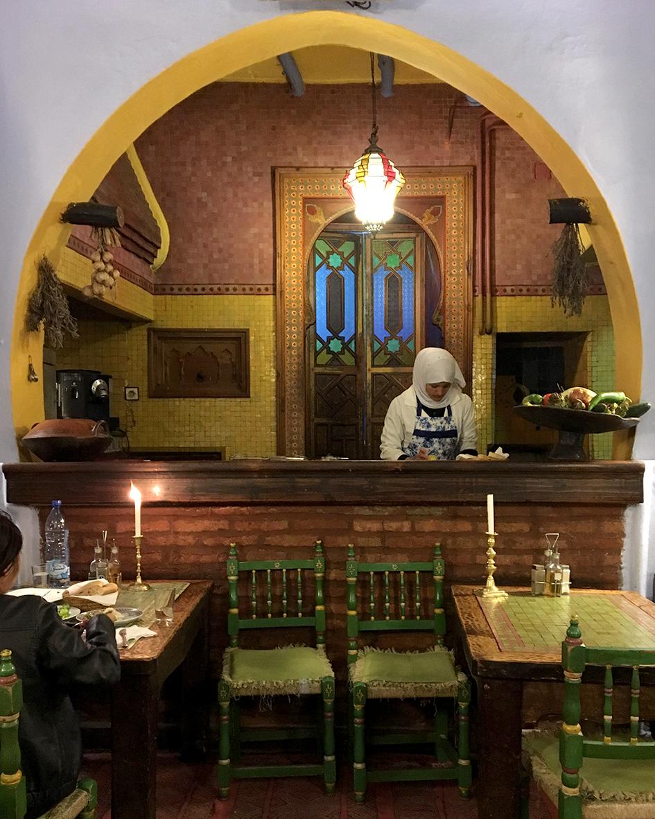 Casa Hassan Chefchaouen