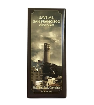 Save me San Francisco Dark chocolate Bar.jpg