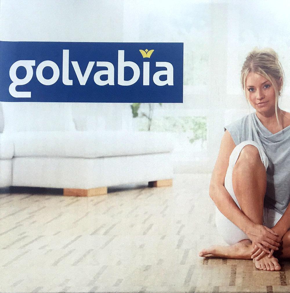 Golvabia veneer flooring