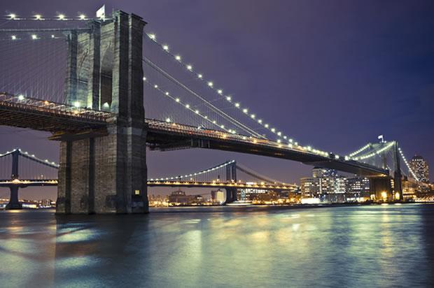 FOR SALE: Small bridge in Brooklyn