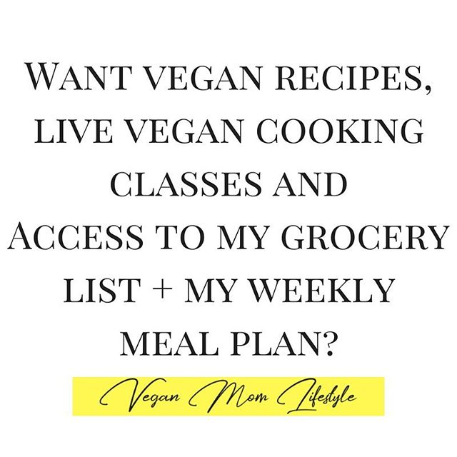 "Do you feel like you struggle with going vegan and staying vegan because you can't cook? Or don't know how to ""cook vegan""? Are you worried that there won't be enough fun, tasty, yummy meals to keep you satisfied so you can stay consistent?  ___ I am launching a Life Changing Vegan Cooking Class and Accountability Group/Recipe! Would you like to cook with me on live, get access to my most decadent recipes, like Vegan Mac& Cheese and the Pulled Jackfruit 😍 ___ Registration is now open!  6 week Group Cooking Class and Lifetime Recipe Club!  ___ Here are a few recipes we will cover:  Homemade Vegan Chili Homemade Pulled Jackfruit  Homemade Chi'k and Waffles Homemade Chi'k Pot Pies Homemade Vegan Mac&Cheese Homemade Vegan Pizza ___ Don't faint lol - The first 50 ppl to join - receive lifetime access to the club + $100off 🙌🏽 - discount automatically applied at checkout. Get lifetime access for only $97 💃🏽 Tap the link in my bio to join."