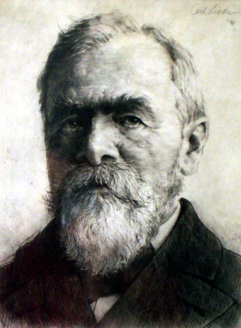 Ingenieur Carl von Linde