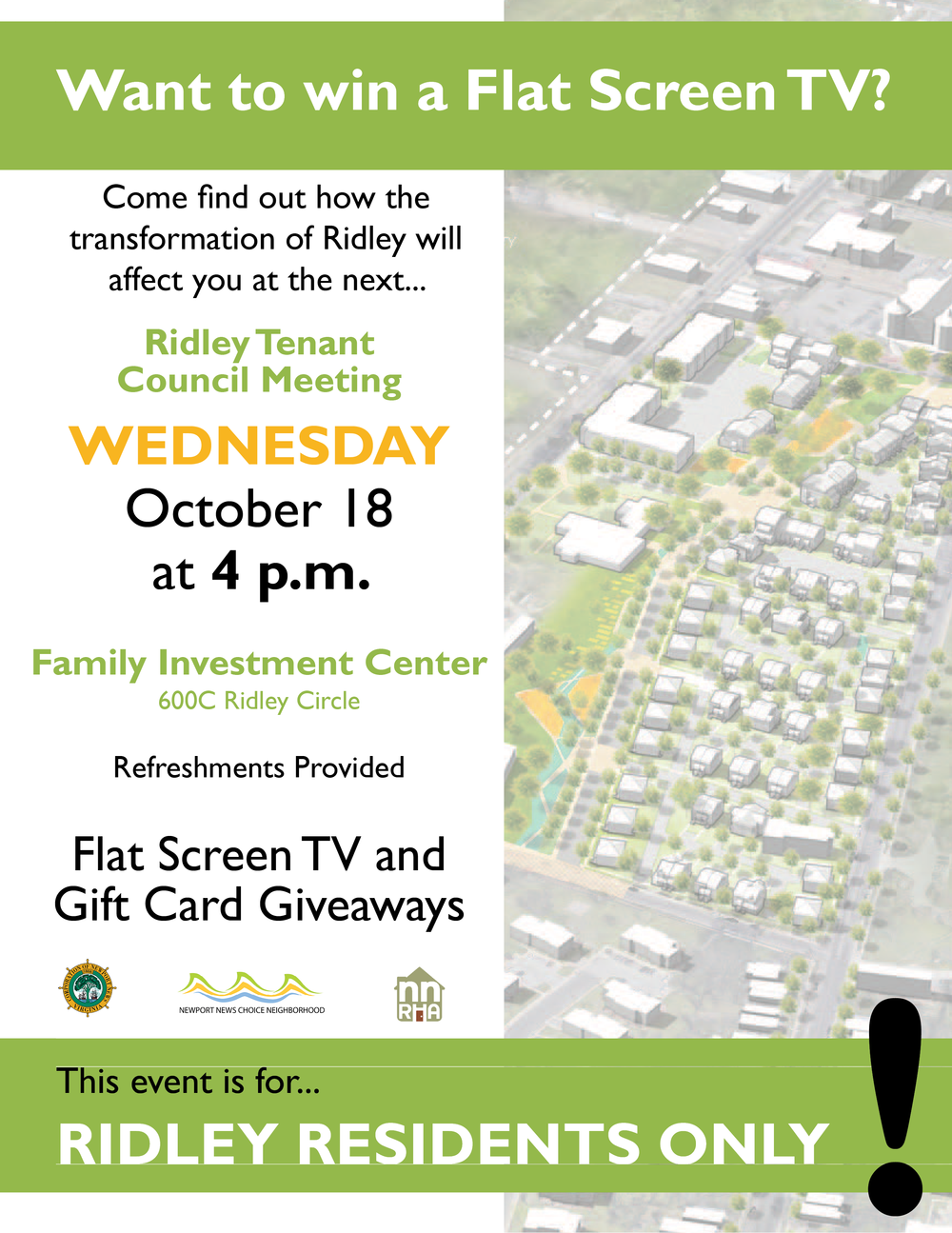 Ridley Resident Meeting 10182017 Flier.png