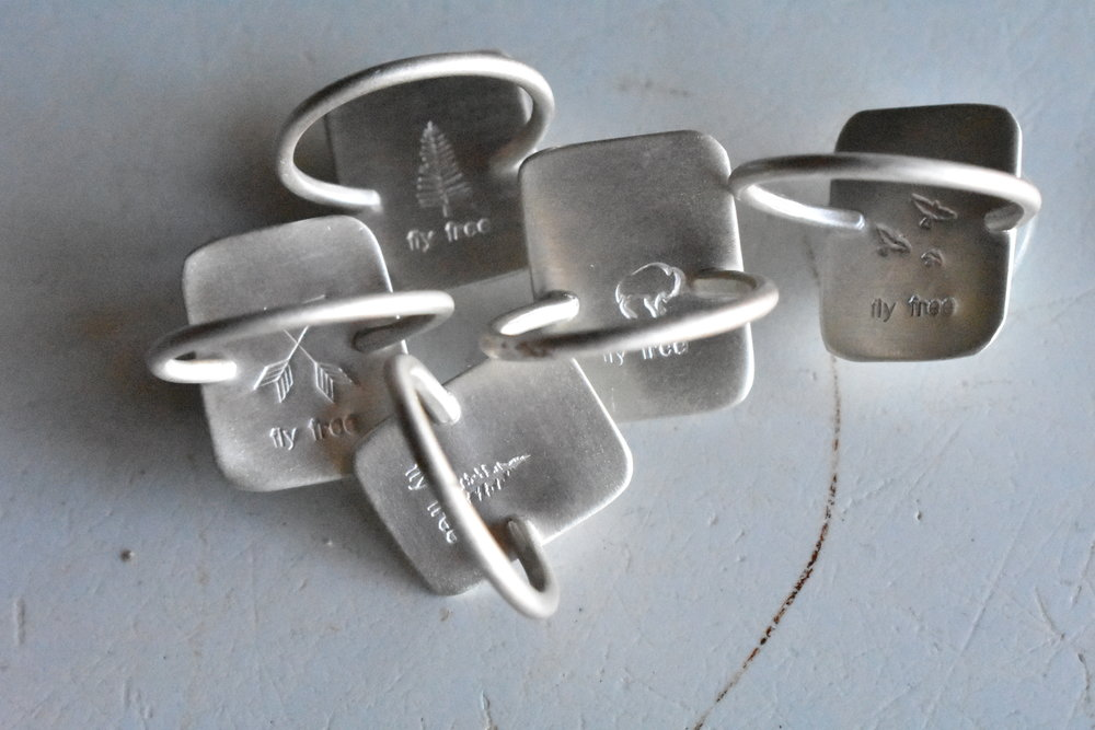 - Examples of the backs of Stable Rings