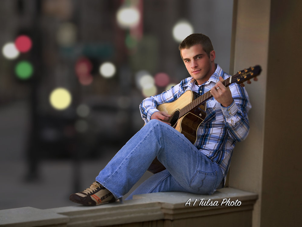 Tulsa senior boy pictures
