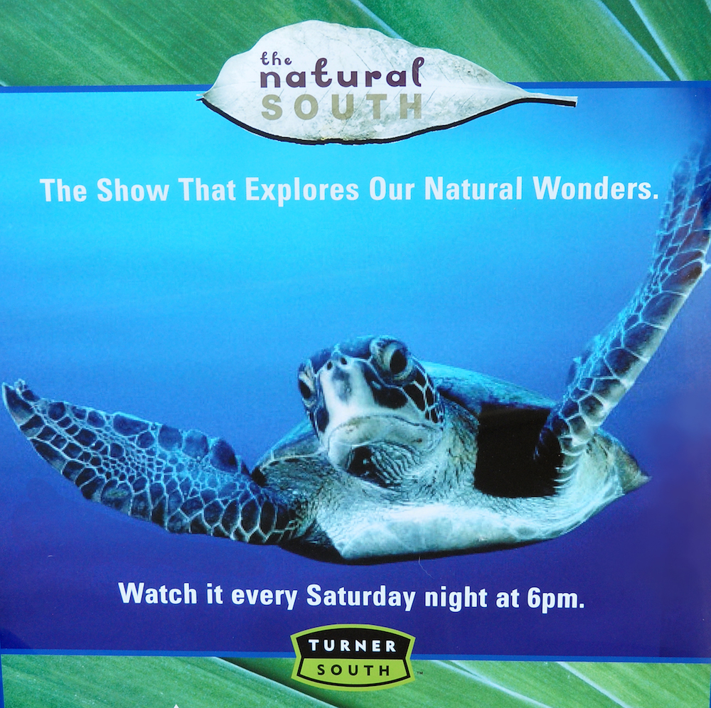 The Natural South - Turner Broadcasting