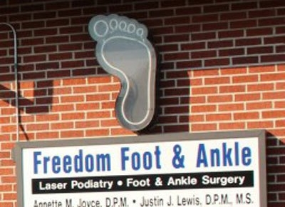 Freedom foot and ankle podiatry group