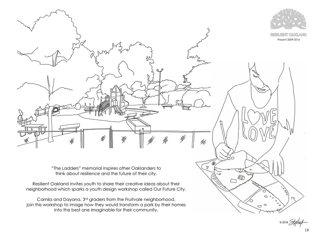 Vision Architecture® Resilient Oakland Young Girl Drawing Future Neighborhood Park.jpg