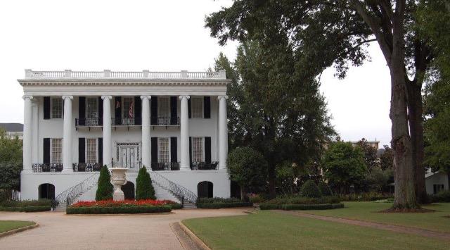 University of Alabama, President's Mansion