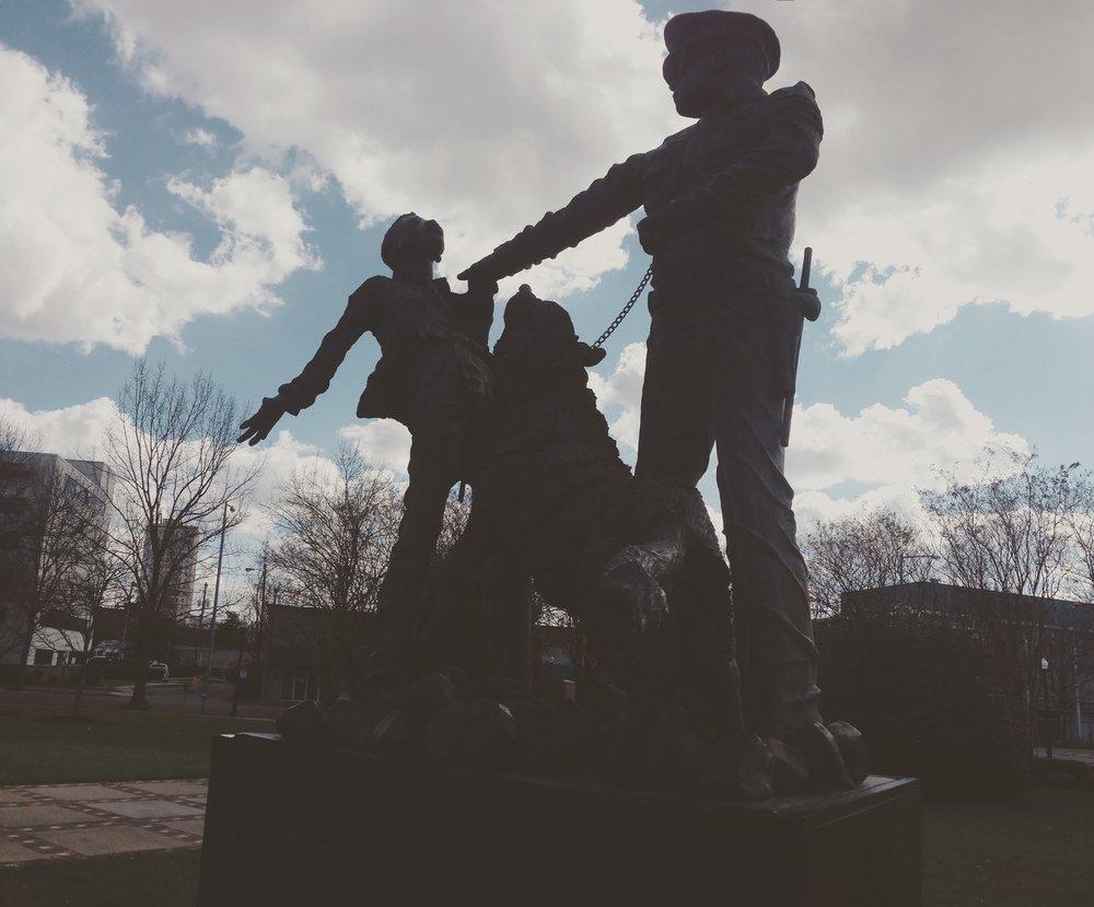 Cal Anderson Park. Birmingham, Alabama