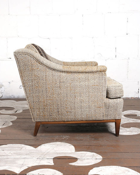Delicieux Mid Century Club Chair