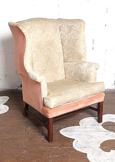 Antique Wingback Chair - Antique Wingback Chair — Chairloom