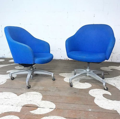 Mid Century Office Chairs Chairloom