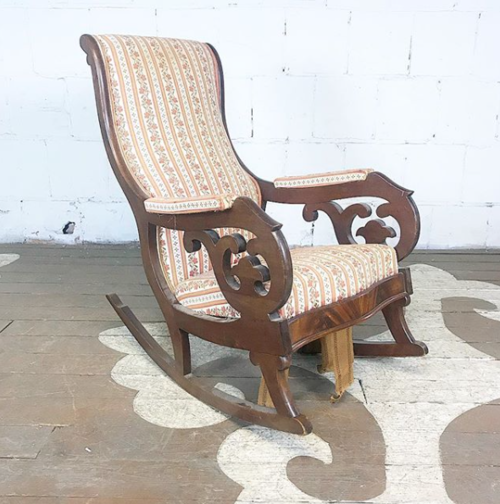 Antique Rocking Chair. Screen Shot 2018-06-22 at 9.55.16 AM.png - Antique Rocking Chair — Chairloom