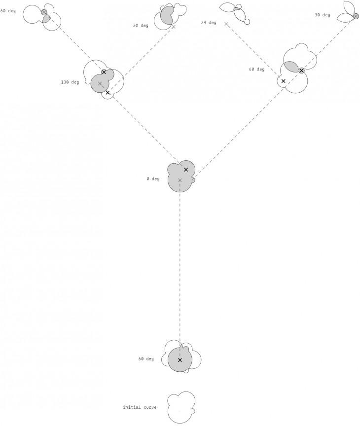 Design logics of the birfurcation