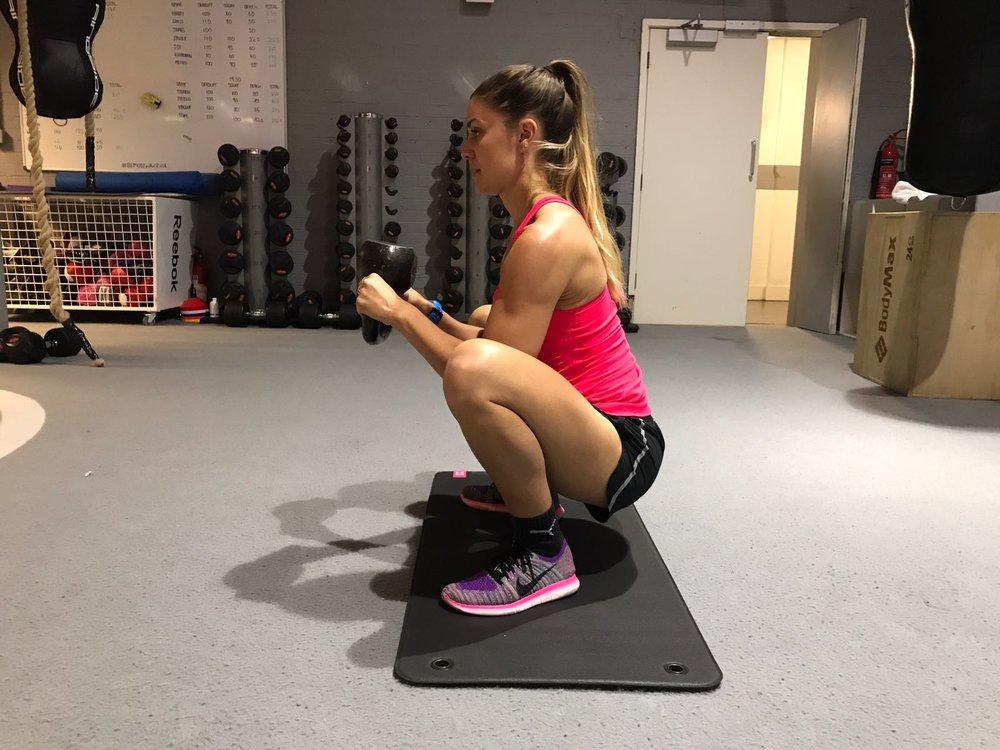 Sitting Squat
