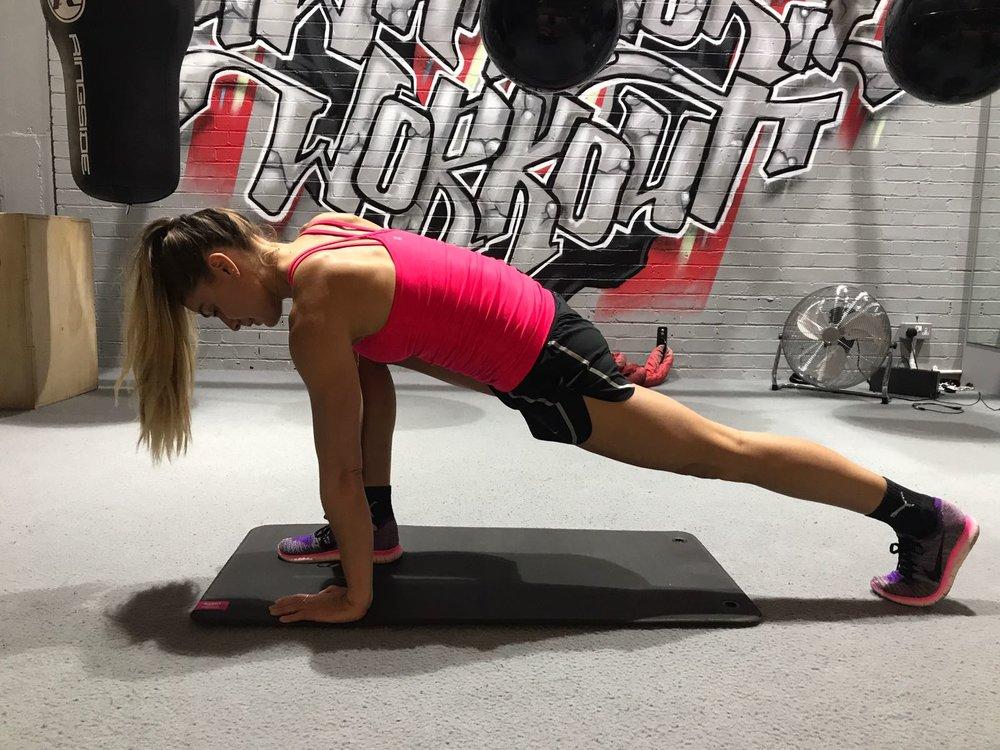 Hip Flexor & Adductor Stretch