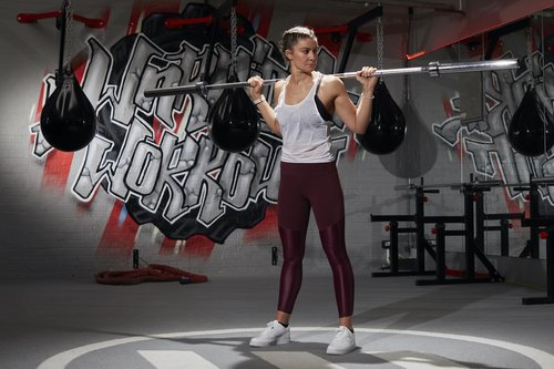 squat — Strong Words Blog Library | Grace Brown Fitness | Strength