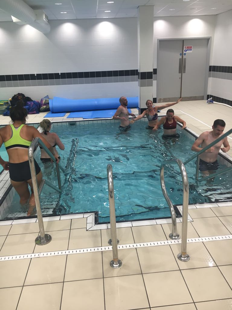 Team Ireland Recovering Like Pros | Grace Brown Fitness London