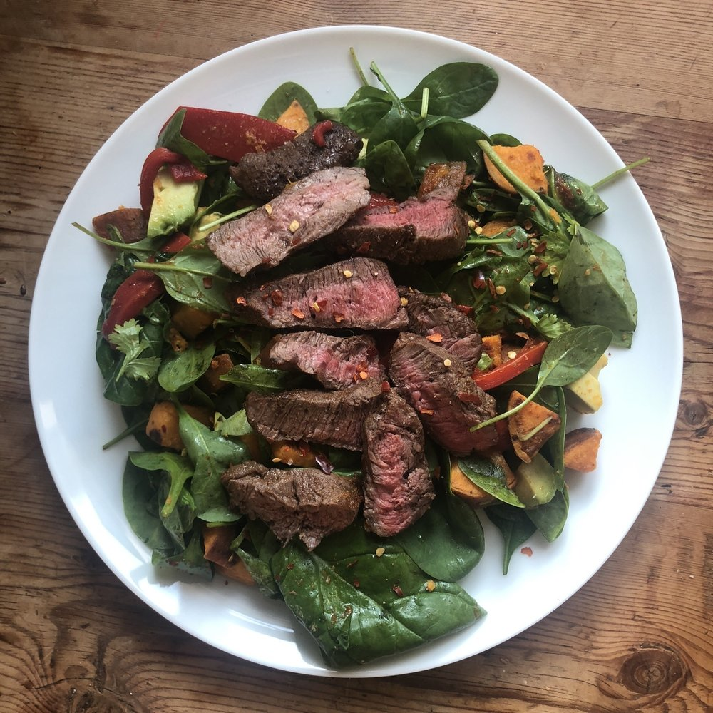 Crunchy and Beautiful | Grace Brown Fitness London