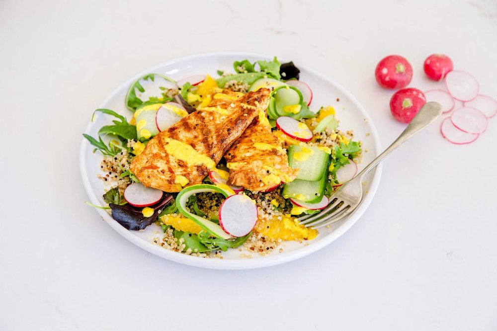 Health on a plate from Mindful Chef | Grace Brown Fitness London
