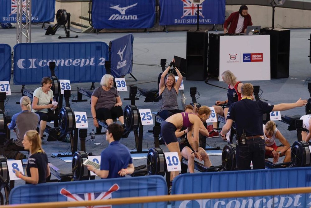 Carol British Rowing Champs Grace Brown Fitness.JPG