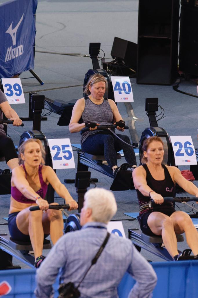Carol in flow British Rowing Champs Grace Brown Fitness.JPG