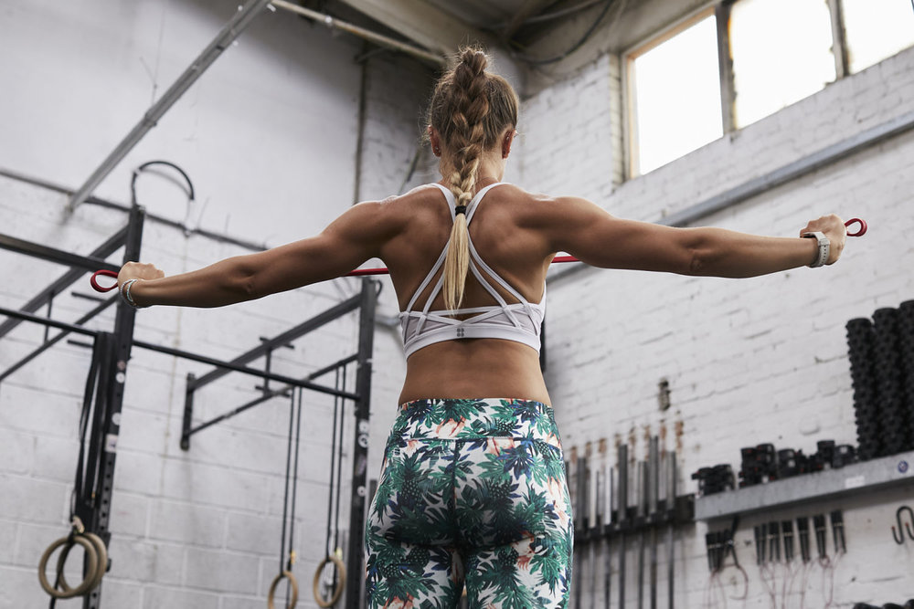 All about the strength | Grace Brown Fitness London