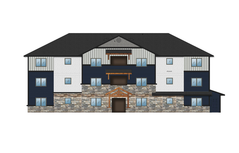 1 bedroom COMMUNITY housing